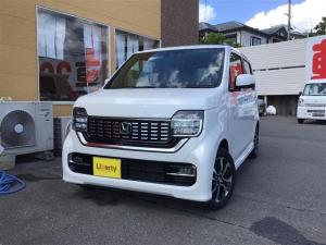 ホンダ N-WGNカスタム G Honda SENSING スマート CエアB
