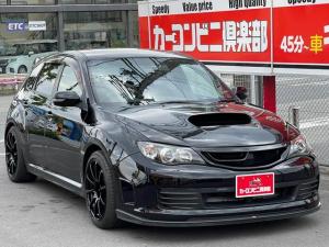 スバル インプレッサ WRX STi スペックC 4WD ターボ 6MT STI アドバンレーシングRS18インチアルミホイール 社外マフラー ストラーダナビフルセグTV ETC