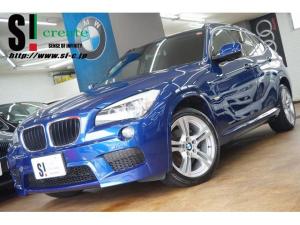 BMW X1 sDrive18i Mスポーツ サイバーナビ フルセグTV
