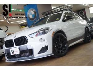 BMW X2 xDrive20iMスポーツX モカレザー サンルーフ