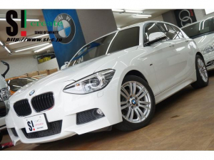 BMW 1シリーズ 116iMスポーツ 純正ナビ Bカメラ BT USB AUX