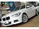 BMW/BMW 116iMスポーツ 純正ナビ Bカメラ BT USB AUX