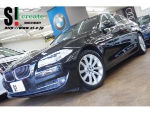 BMW 5シリーズ 528i 純正ナビ フルセグTV バックカメラ ブラックレザーシート コンフォートアクセス シートヒーター キセノンヘッドライト ETC AUX スマートキー