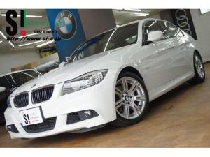 BMW 3シリーズ 325i Mスポーツパッケージ 後期モデル 直6エンジン 純正HDDナビ ミュージックサーバー AUXオーディオ ミラーETC コンフォートアクセス