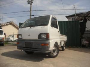 三菱 ミニキャブトラック マイティ 切り替え式4WD
