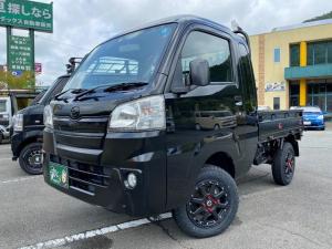 ダイハツ ハイゼットトラック ジャンボ4WD カスタム車両