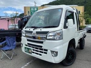 ダイハツ ハイゼットトラック ジャンボ4WD サムライ2インチKIT&ロールバー