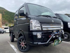 スズキ スーパーキャリイ X 4WD レーダーブレキ