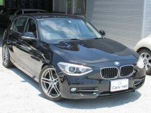 BMW 1シリーズ 116i スポーツ 純HDDナビ プッシュスタート スマキー