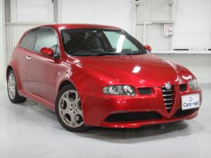アルファロメオ アルファ147 GTA セレスピード /ワインレッド全塗装/レザーシート/社外ナビ/キセノン/ETC