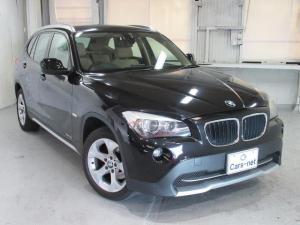 BMW X1 sDrive 18i /社外ナビ地デジ/キセノン/プッシュスタート/ETC