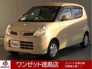 日産 モコ E スマートキー ABS ベンチシート
