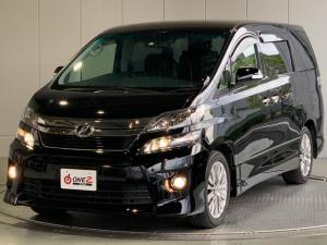 トヨタ ヴェルファイア 3.5Z ゴールデンアイズII フリップダウン 両側電動ドア