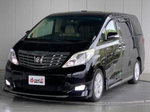 トヨタ アルファード 350G Lパッケージ Wサンルーフ 本革シート モデリスタ