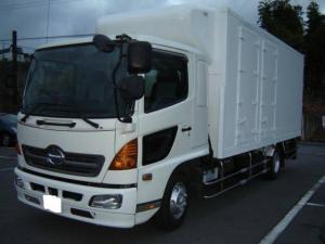 日野 ヒノレンジャー 2.95t冷凍車低温 2室式 サイドドア付