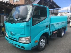 トヨタ ダイナトラック 2t平 全低床 4ナンバー 垂直パワーゲート600Kg
