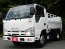 いすゞ/エルフトラック パワーゲート付き平ボディ 3トン積4No 荷台総鉄板張塗装済