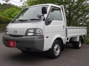 マツダ ボンゴトラック 4Wワイドロー DX 1000kg積載 SDナビ ETC