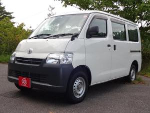 トヨタ タウンエースバン SDナビ・TV・ETC 5人乗り 750kg積載 SDナビ・TV・ETC 5人乗り 750kg積載 マット バイザー 集中ロック