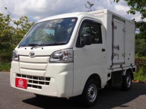 ダイハツ ハイゼットトラック ハイルーフ -22度設定冷凍冷蔵車 ハイルーフ 5速MT