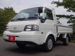 マツダ ボンゴトラック DX シングルワイドロー 1150kg積み SDナビ ETC キーレス