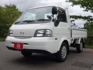 マツダ ボンゴトラック DX シングルワイドロー 5足MT 1150kg積み SDナビ ETC キーレス