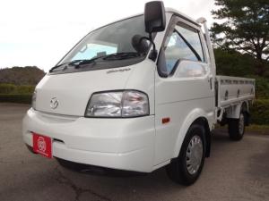 マツダ ボンゴトラック DX シングルワイドロー オートマチック 1150kg積載 キーレス ナビ・TV