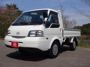 マツダ ボンゴトラック シングルワイドローGL キーレス 1150kg積載 3方開き 左電動ミラー