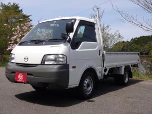 マツダ ボンゴトラック DX ロング 1トン積み リヤWタイヤ 3方開き マット バイザー ゲートプロテクター