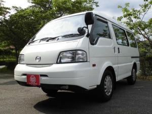 マツダ ボンゴバン DX ハイルーフ SDナビ・TV・Rカメラ ETC キーレス 5人乗り 1150kg積載