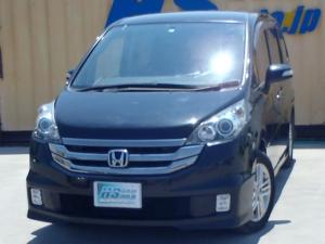ホンダ ステップワゴン スパーダS Zパッケージ 4WD 4ナンバー貨物登録済 定員5人 HDDナビ ワンセグ バックカメラ 左パワースライド