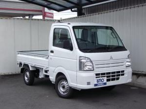 三菱 ミニキャブトラック みのり/4WD/5MT/デフロック/エアコン/パワステ