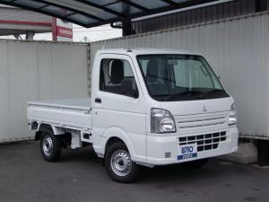 三菱 ミニキャブトラック M/4WD/エアコン/パワステ/Wエアバッグ