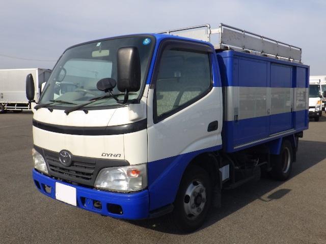 H19 トヨタ 2トン ボトルカー 4ナンバー仕様 キタムラ