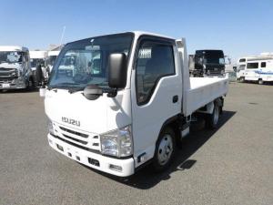 いすゞ エルフトラック いすゞ 3トン低床強化ダンプ