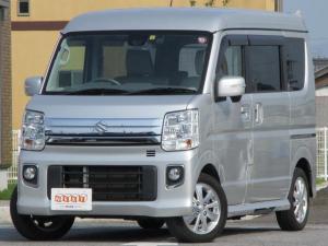 スズキ エブリイワゴン PZターボスペシャル 4WD 両側電動ドア 社外SDナビ