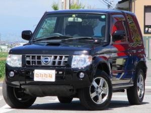 日産 キックス RX 4WD ターボ 純正HDDナビ