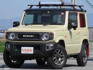 スズキ ジムニー XC 4WD ターボ 社外SDナビ