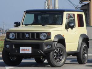スズキ ジムニーシエラ JC 4WD クルコン 登録済未使用車
