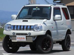 スズキ ジムニー ワイルドウインド 4WD ターボ リフトアップ
