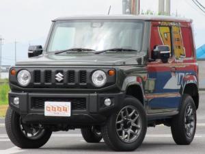 スズキ ジムニー XC 4WD ターボ 届出済未使用車