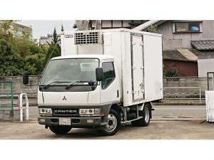 三菱ふそう キャンター 冷蔵冷凍車-5〜30℃ 東プレ 2t 5速 NOx・PM適合