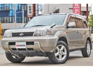 日産 エクストレイル X ETC キーレス 盗難警報装着車 電格ミラー ABS パワステ パワーウィンドウ オートエアコン 運転席・助手席エアバッグ CD・DVD視聴可能 純正AW