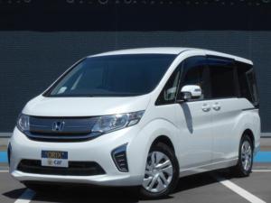 ホンダ ステップワゴン G リフトアップシート車 純正ナビ/ワンセグTV/i-stop/スマートキー