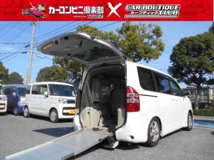 トヨタ ノア X LセレクションウェルキャブスロープII3列目S付4WD