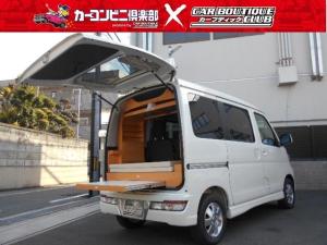 ダイハツ アトレーワゴン カスタムターボRS LTD SAIII 楽旅 届出済未使用車