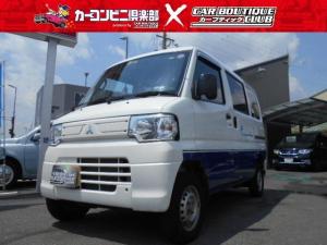 三菱 ミニキャブ・ミーブ CD16.0kWh 4シーター・急速充電ポート・キーレス