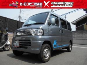 三菱 ミニキャブ・ミーブ CD 16.0kwh 4シーター・電気自動車・急速充電ポート