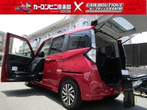 トヨタ タンク G Sウェルキャブ助手席リフトアップシート車B