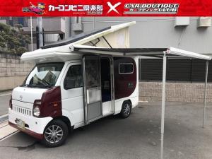 マツダ スクラムトラック KCスペシャル・ステージ21リゾートデュオ POPルーフ